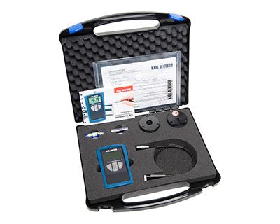 Deutrometer-Koffer