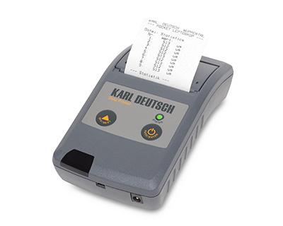 Battery printer