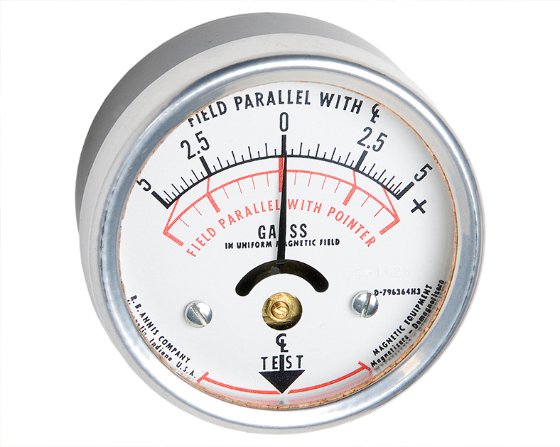 Residual field indicator